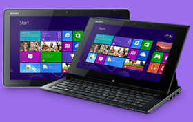 The all new VAIO Series