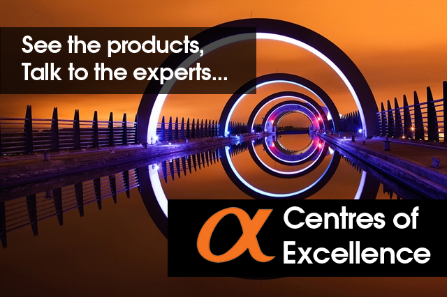 alpha Centres of Excellence