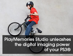 PlayMemories on your PS3