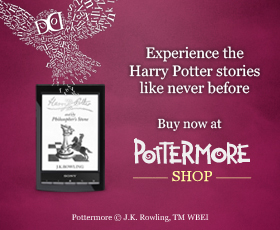 Visit the Pottermore shop