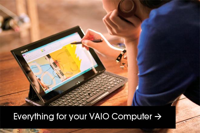 Everything VAIO