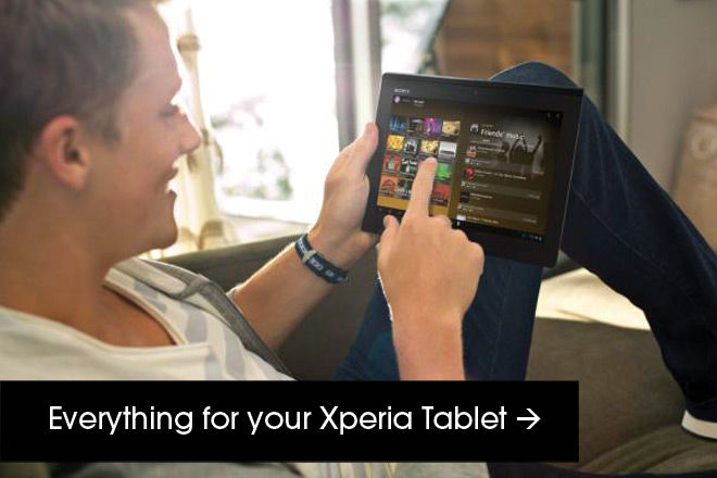 Everything Xperia Tablet S