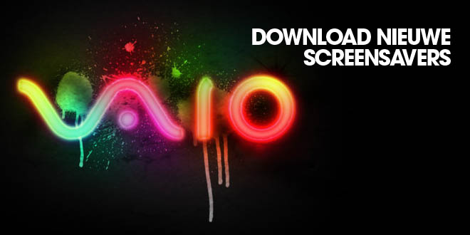 Download nieuwe screensavers